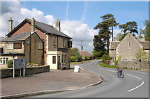 """ST8080 : """"Fox & Hounds Junction"""", Acton Turville, Gloucestershire 2012 by Ray Bird"""
