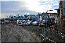SE2733 : Denso Marston, Armley Road, Leeds by Mark Stevenson