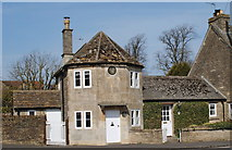 ST8080 : Pike House, Acton Turville, Gloucestershire 2014 by Ray Bird
