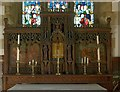 SK9121 : Church of St Nicholas, Gunby by Alan Murray-Rust