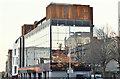 """J3474 : """"The Bullitt"""" hotel, Belfast (November 2016) by Albert Bridge"""
