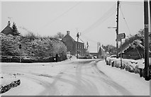 ST8080 : High St, Acton Turville, Gloucestershire 2013 by Ray Bird