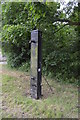TL4765 : Water Pump, Spalding Rd by N Chadwick