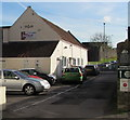 ST5393 : Edwardian Masonic Hall, Chepstow by Jaggery