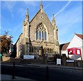 ST5393 : Chepstow Methodist Church by Jaggery