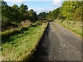 NS4078 : Track from Highdykes Farm by Lairich Rig