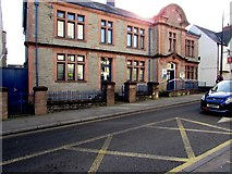 ST5393 : Chepstow Police Station by Jaggery