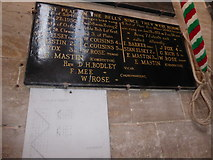 TF5617 : Inside Tilney All Saints Parish Church (5) by Basher Eyre