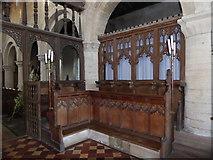 TF5617 : Inside Tilney All Saints Parish Church (12) by Basher Eyre