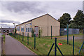 NH6569 : Bridgend Centre, Alness by Richard Dorrell