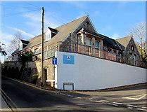 ST5393 : Riverside Nursery, Chepstow by Jaggery