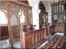 TF5617 : Inside Tilney All Saints Parish Church (15) by Basher Eyre