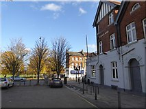 TQ2673 : The County Arms, Trinity Road by David Smith