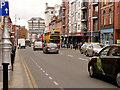 O1533 : Dublin, Lord Edward Street by David Dixon