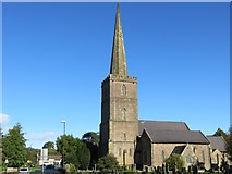 SO6302 : St Mary's Parish Church in Lydney by Peter Wood