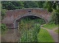 SJ9422 : Baswich Bridge No 100 by Mat Fascione