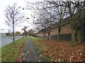 SJ8350 : Parkhouse Industrial Estate East: Ibstock by Jonathan Hutchins