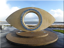 NZ3668 : Eye & Sail at South Shields by Jeremy Bolwell