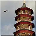 TQ1876 : The pagoda at Kew by Jonathan Billinger