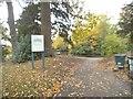 TQ4066 : Husseywell Park by Gordon Griffiths