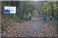 ST1891 : NCR 47, Celtic Trail, Ynys Hywel by M J Roscoe