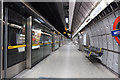 TQ3079 : Jubilee Line, Westminster by John Salmon