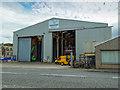 NJ4366 : Macduff Shipyards - Buckie by valenta