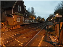 TQ2151 : Betchworth Station by David Howard
