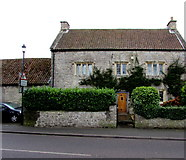 ST6976 : Grade II listed Church Farm Pucklechurch by Jaggery