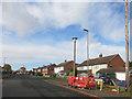 SP8413 : Queens Mead, Aylesbury by Des Blenkinsopp