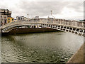 O1534 : Ha'penny Bridge by David Dixon