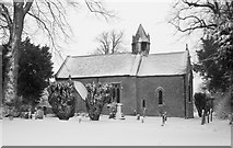 ST8080 : Acton Turville Church, Gloucestershire 2013 by Ray Bird