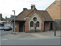 TQ9220 : Water Works, Tower Street, Rye by Philip Halling