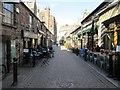 SE3055 : John Street HG1 1JZ by Peter Holmes