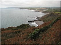 SS1800 : The north Cornwall Coast by Philip Halling