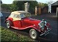 SX9065 : MG, Torquay by Derek Harper