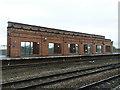 SE3320 : Kirkgate station, building remnants by Stephen Craven