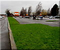 ST7082 : Towards the B&Q superstore, Yate by Jaggery
