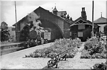 SD3097 : Coniston station, 1951 by Walter Dendy, deceased