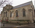 SO8963 : North side of the Parish Church of St Andrew, Droitwich by Jaggery