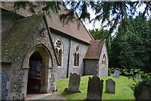 TR2647 : Church of St Andrew by N Chadwick