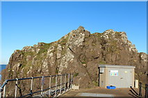 NS2515 : Big Rock, Dunure by Billy McCrorie