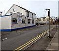 SS8177 : RAFA Club, New Road, Porthcawl by Jaggery