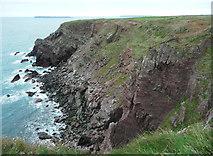 SM8003 : Cliffs, Dale by Humphrey Bolton