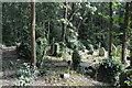 TQ2886 : Highgate Cemetery by N Chadwick