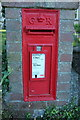 SW8543 : Postbox, St Clement by Derek Harper