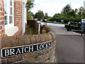 SO8693 : Lock keepers cottage at the Bratch Locks by Mat Fascione