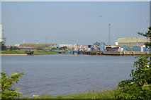 TF6120 : Looking across the Great Ouse to the Fisher Fleet by N Chadwick