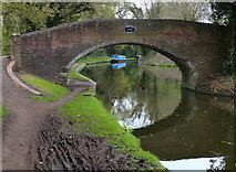 SO8685 : Stourton Bridge No 33 by Mat Fascione
