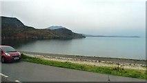 NH1098 : Bay on Loch Kanaird by Clint Mann